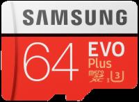 SAMSUNG Evo Plus, 64 GB