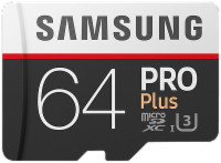 SAMSUNG Pro Plus, 64 GB