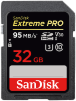 SANDISK Extreme PRO SDHC