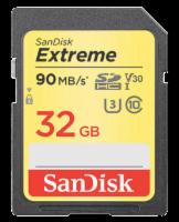SANDISK Extreme® SDHC