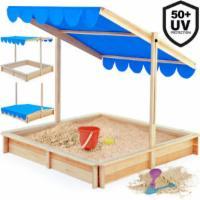 Sandkasten Spielhaus Holz