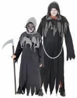 Sensenmann Horror Kostüm