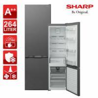 Sharp Kühl-Gefrierkombina