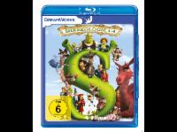 Shrek 1-4 - Die Komplette