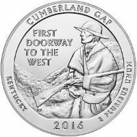 Silbermünze 5oz Quarter