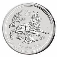 Silbermünze Australien 1