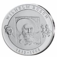 Silbermünze BRD 10 Euro