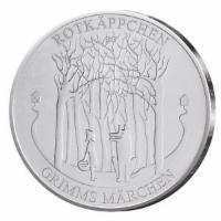 Silbermünze BRD 20 Euro