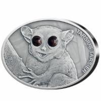 Silbermünze Maki 10
