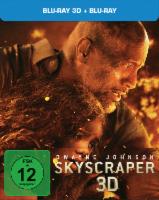 Skyscraper auf 3D Blu-ray