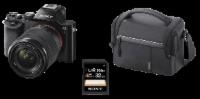 SONY Alpha 7 Kit + Tasche