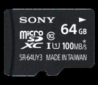 SONY microSDXC