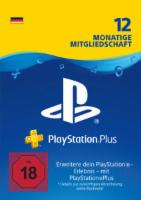 Sony PlayStation Plus 12