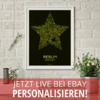 Städte Poster Berlin,