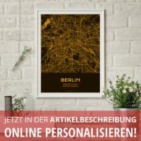 Städte Poster