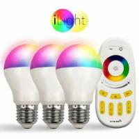 Starter-Set 3x E27 iLight
