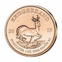 Südafrika Krügerrand 2018