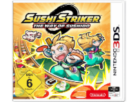 Sushi Striker: The Way of