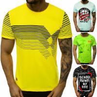T-Shirt Kurzarm Mit