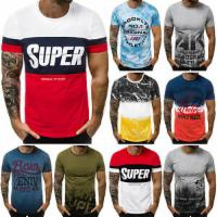 T-Shirt Kurzarm Shirt Mit
