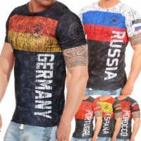 T-Shirt WM EM