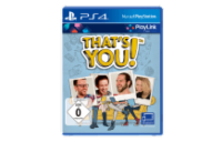 That´s you! [PlayStation