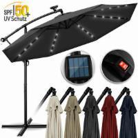 tillvex® Sonnenschirm LED