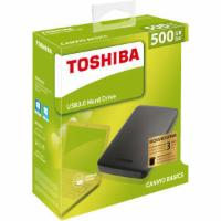 TOSHIBA 500 GB Canvio