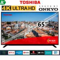Toshiba 65 Zoll Fernseher