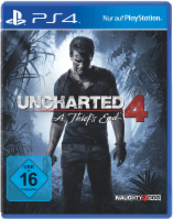 Uncharted 4: A Thief´s