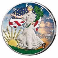 USA 1 oz Silbermünze 2018