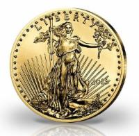 USA Gold Eagle 5$ 2018 st