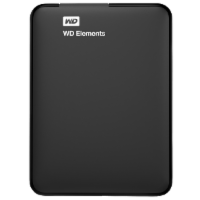 WD Elements™, 750 GB, 2.5
