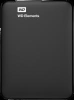 WD Elements, 750 GB,