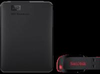 WD Elements™ Portable 1TB