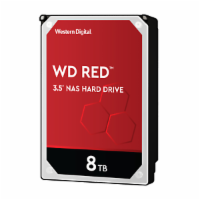 WD Red WD80EFAX - 8TB