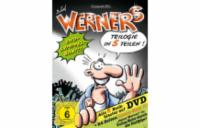 Werner 1-5 Comicbox [DVD]