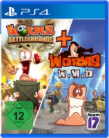 Worms Battlegrounds +