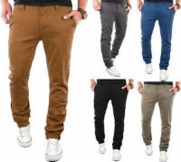 WOW Herren Chino Slim Fit