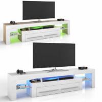 WOW TV Lowboard Weiss