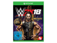 WWE 2K18 - WrestleMania