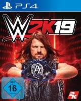 WWE 2K19 für PlayStation