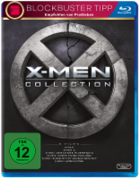 X-Men 1-6 -