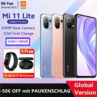 Xiaomi Mi 11 Lite 6GB