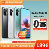 Xiaomi Redmi Note 10 4GB