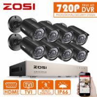 ZOSI 8CH HD 720P DVR CCTV