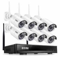 ZOSI Full 1080p Wireless