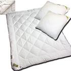 4-Jahreszeiten Bettdecke & Kissen