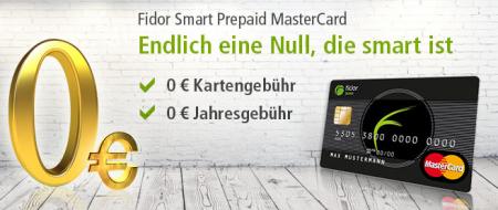 fidor smart prepaid mastercard komplett kostenlos und. Black Bedroom Furniture Sets. Home Design Ideas