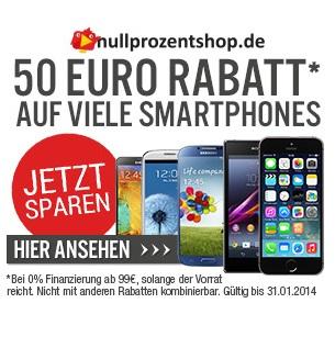 50 euro rabatt auf viele smartphones im. Black Bedroom Furniture Sets. Home Design Ideas